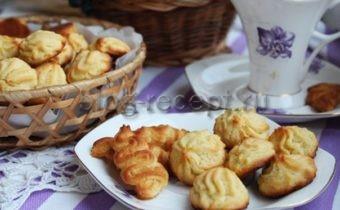 печенье на майонезе рецепт