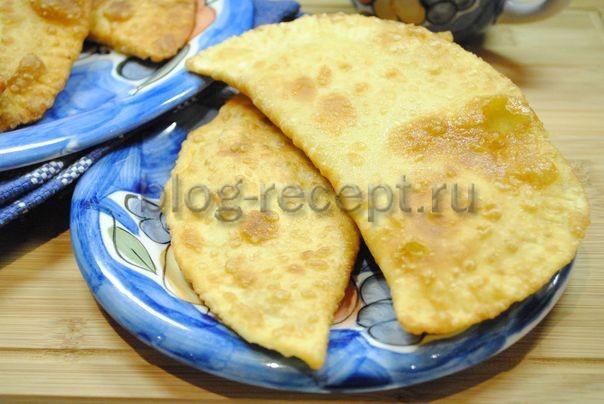 чебуреки крымские рецепт