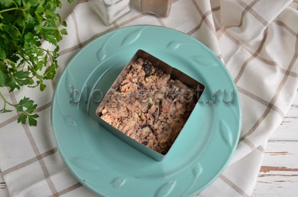 Салат Мимоза с рисом – рецепт мягкого воздушного кушанья