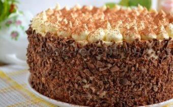 рецепт торт тирамису в домашних условиях