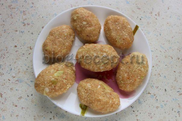 Капустные котлеты - самые вкусные рецепты котлет из капусты