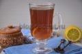 чай имбирный с лимоном и медом рецепт