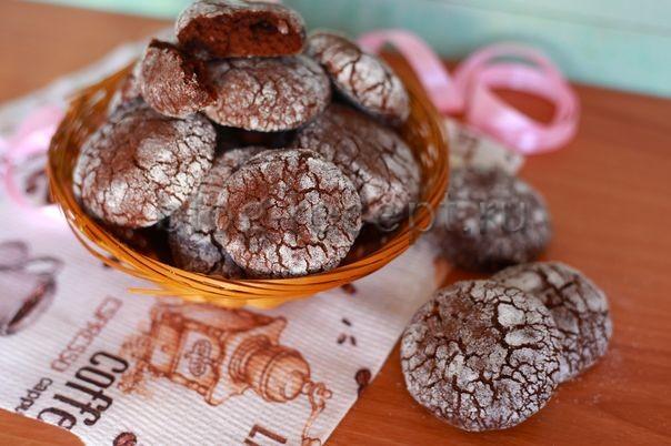 шоколадные пряники рецепт
