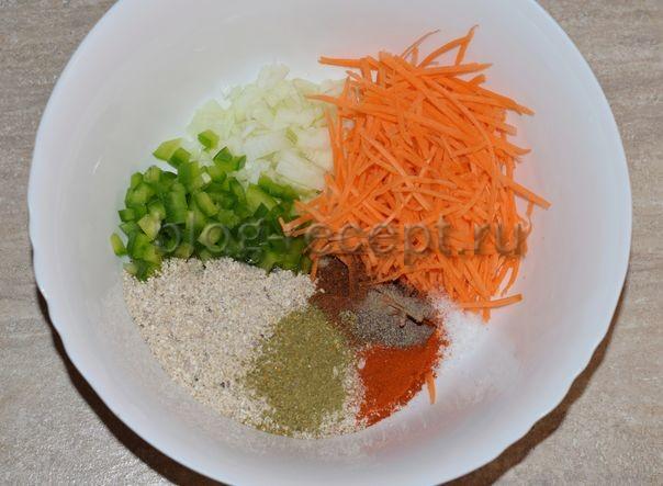 Капустные котлеты в духовке - диетические (из цветной и белокочанной)