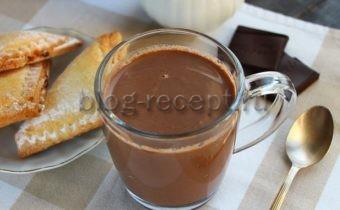 какао с молоком рецепт классический
