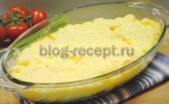 пастуший пирог классический рецепт