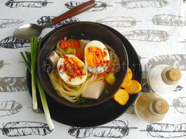Суп из индейки с чечевицей у нутом - пошаговый рецепт с фото на ... | 453x604