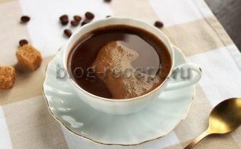 рецепт кофе с какао