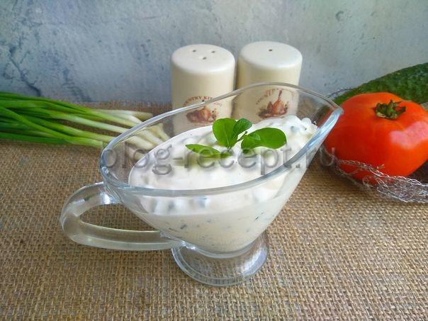 соус тартар в домашних условиях рецепт