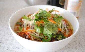 холодный китайский суп
