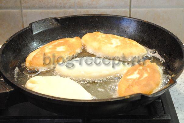 Рецепт Пирожки с картошкой: видео-рецепт
