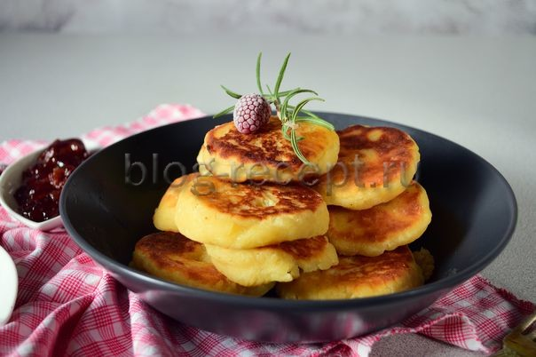 сырники рецепт классический на сковороде