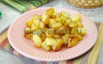 Картофель «Провансаль»